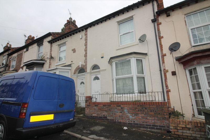 3 Bedrooms Terraced House for sale in Rodney Street, Birkenhead