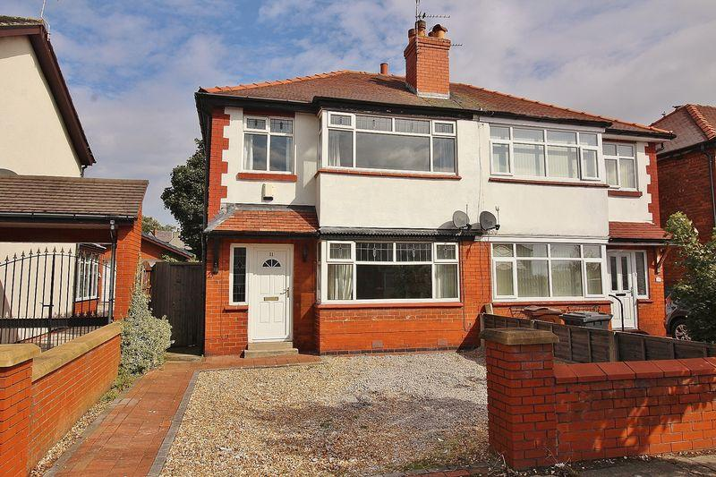 3 Bedrooms Semi Detached House for sale in Segars Lane, Ainsdale