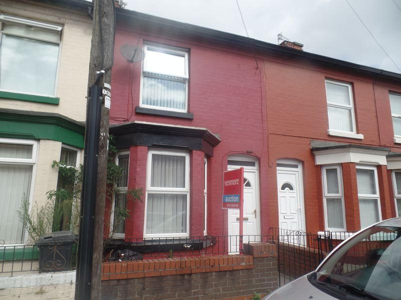 2 Bedrooms Terraced House for sale in 64 Kilburn Street, Liverpool