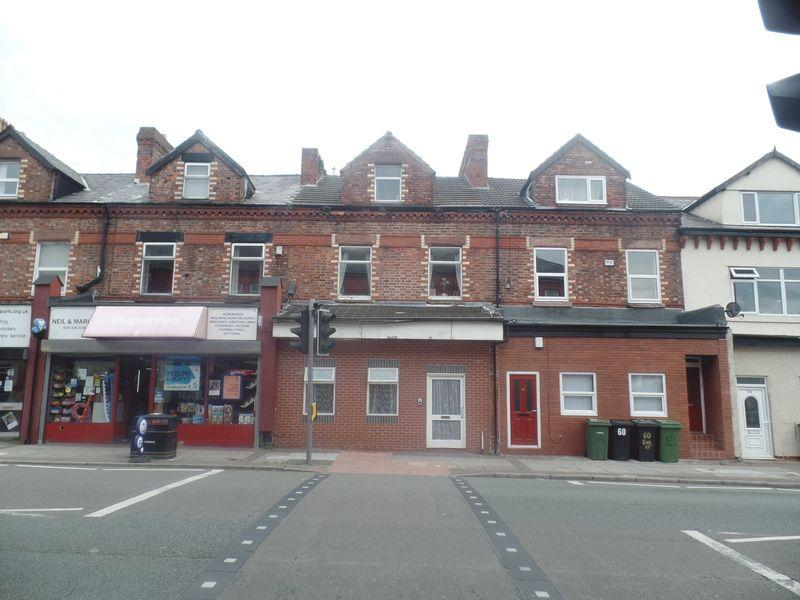 3 Bedrooms Terraced House for sale in 62 King Street, Wallasey