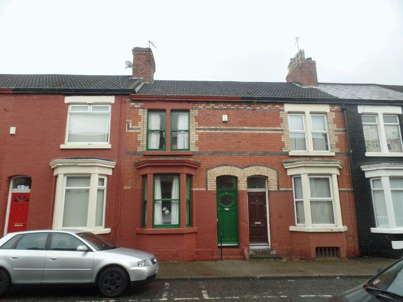 2 Bedrooms Terraced House for sale in 60 Winslow Street, Liverpool