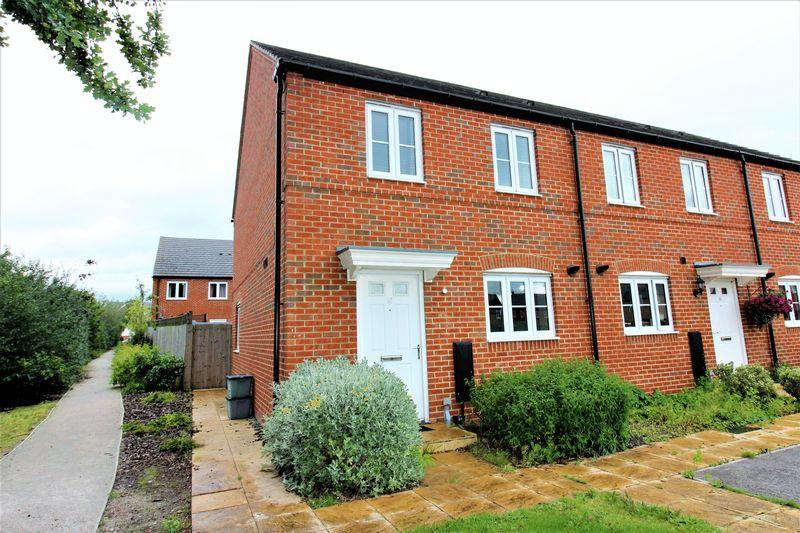 2 Bedrooms End Of Terrace House for sale in Rangers Close, Saighton, Chester