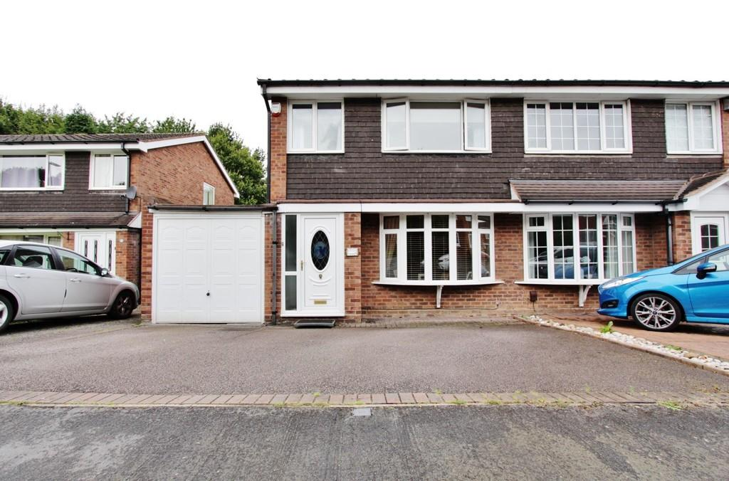 3 Bedrooms Semi Detached House for sale in Greenlee, Wilnecote
