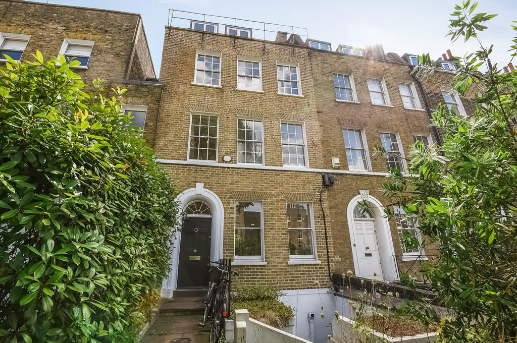 5 Bedrooms Terraced House for sale in Kennington Park Road, SE11