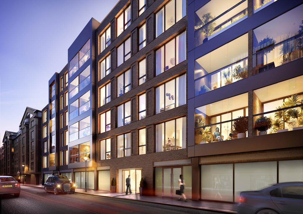 3 Bedrooms Flat for sale in Westminster Quarter, Monck St., SW1P