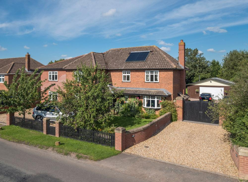 4 Bedrooms Detached House for sale in Coole Lane, Austerson