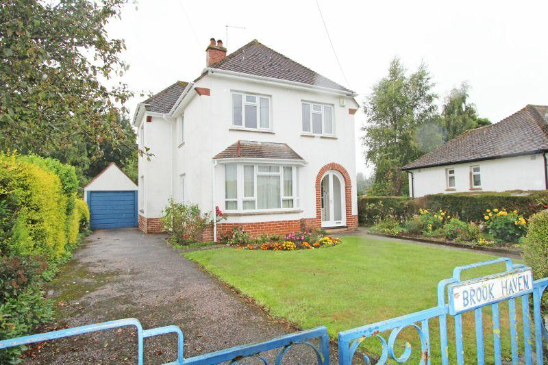 3 Bedrooms Detached House for sale in Harcombe Lane, Sidford
