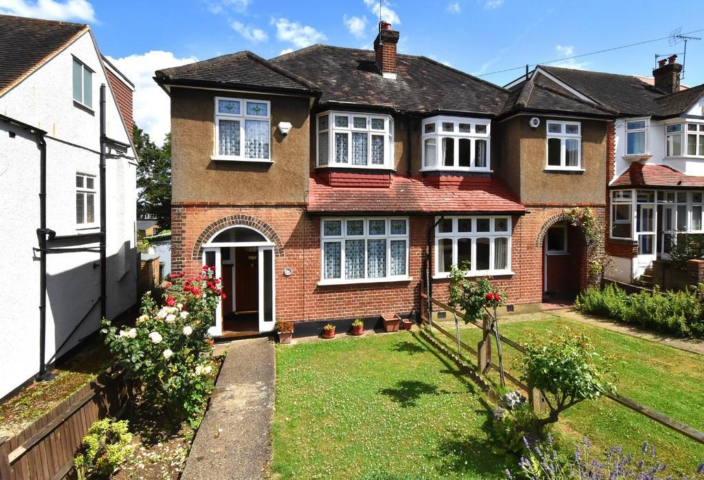 3 Bedrooms Semi Detached House for sale in Fairlie Gardens SE23