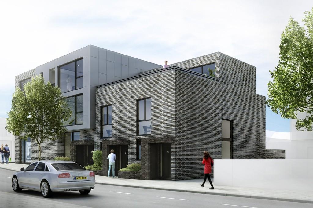 3 Bedrooms House for sale in Brockley Road SE4