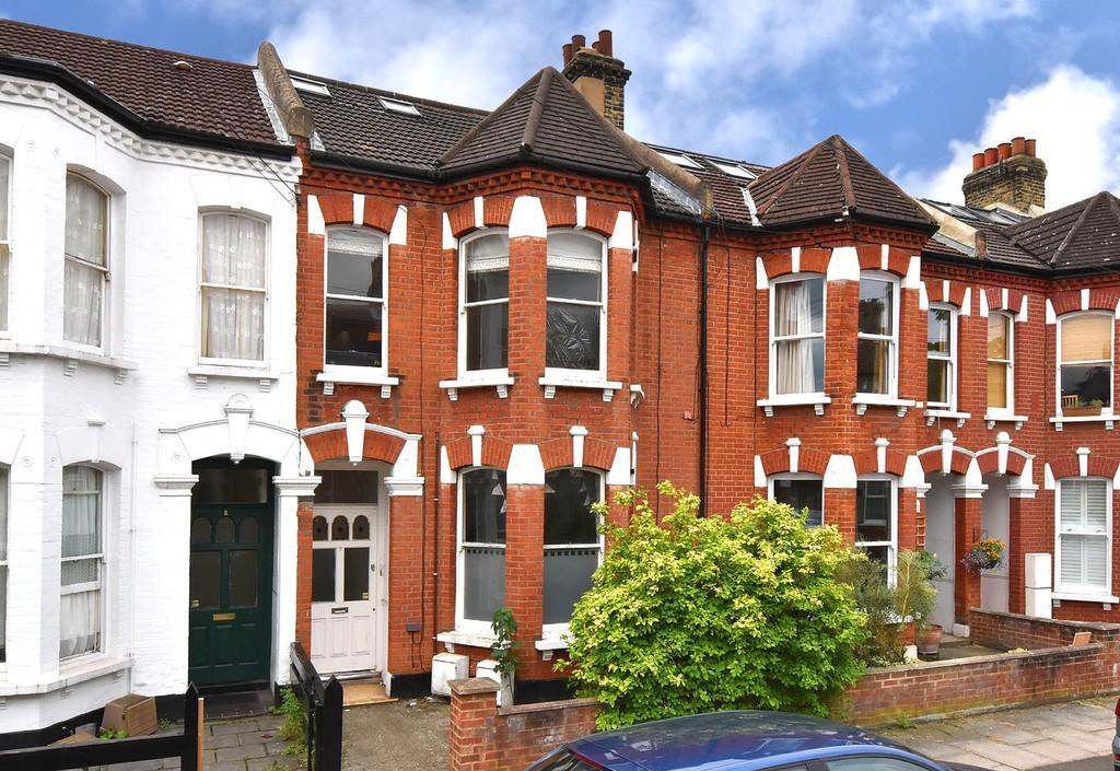 2 Bedrooms Flat for sale in Ackroyd Road SE23