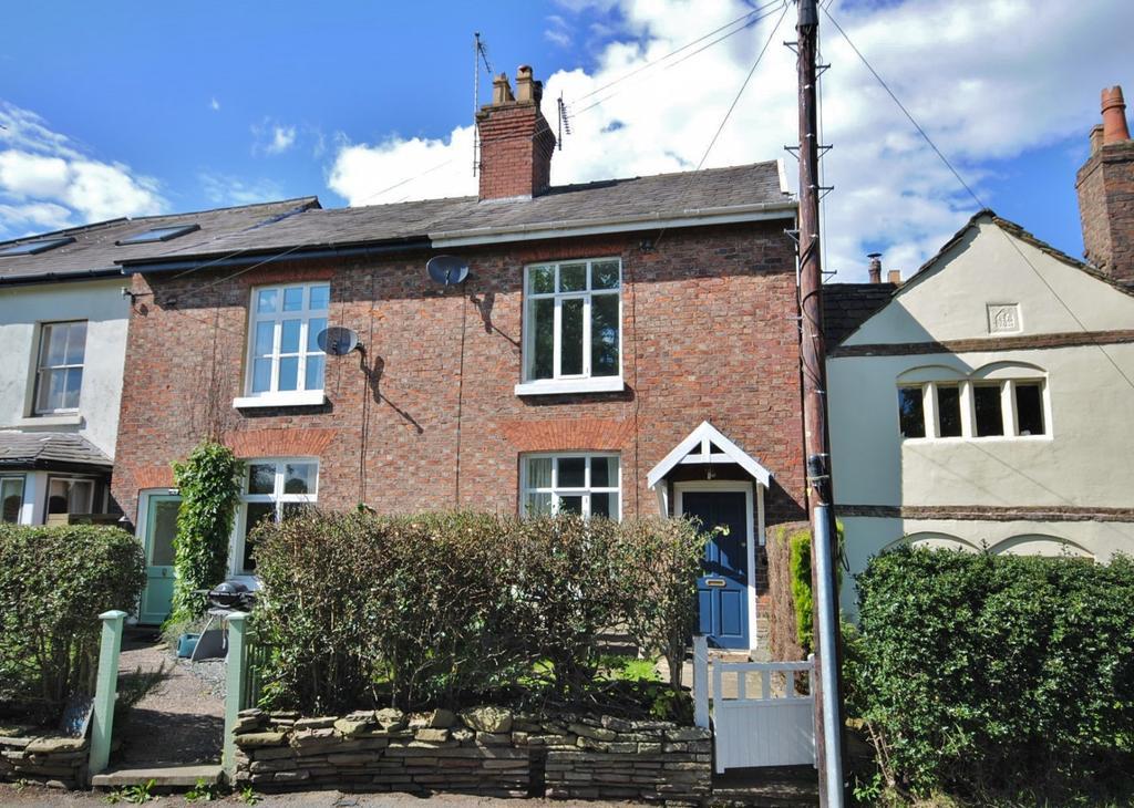 3 Bedrooms Terraced House for sale in Alderley Road, Prestbury