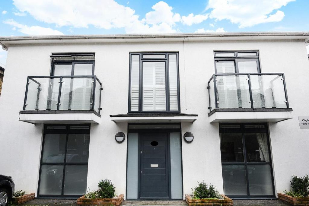 1 Bedroom Flat for sale in New Park Road, Brixton Hill