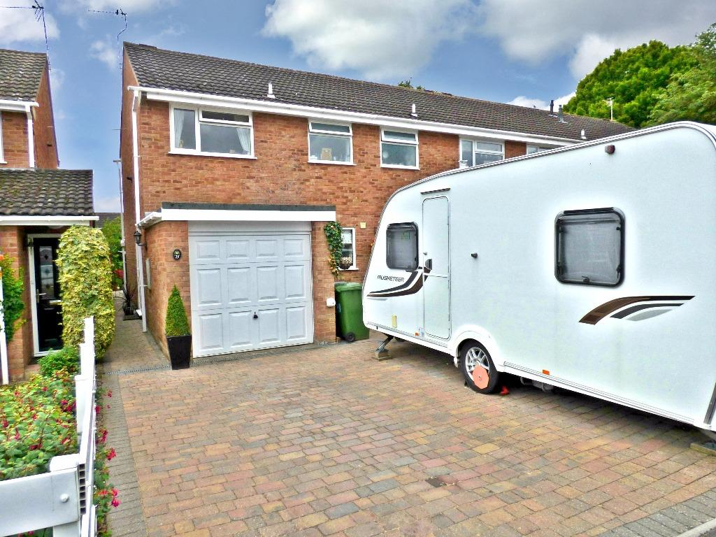 3 Bedrooms End Of Terrace House for sale in Bonington Drive, Three Elms, Hereford