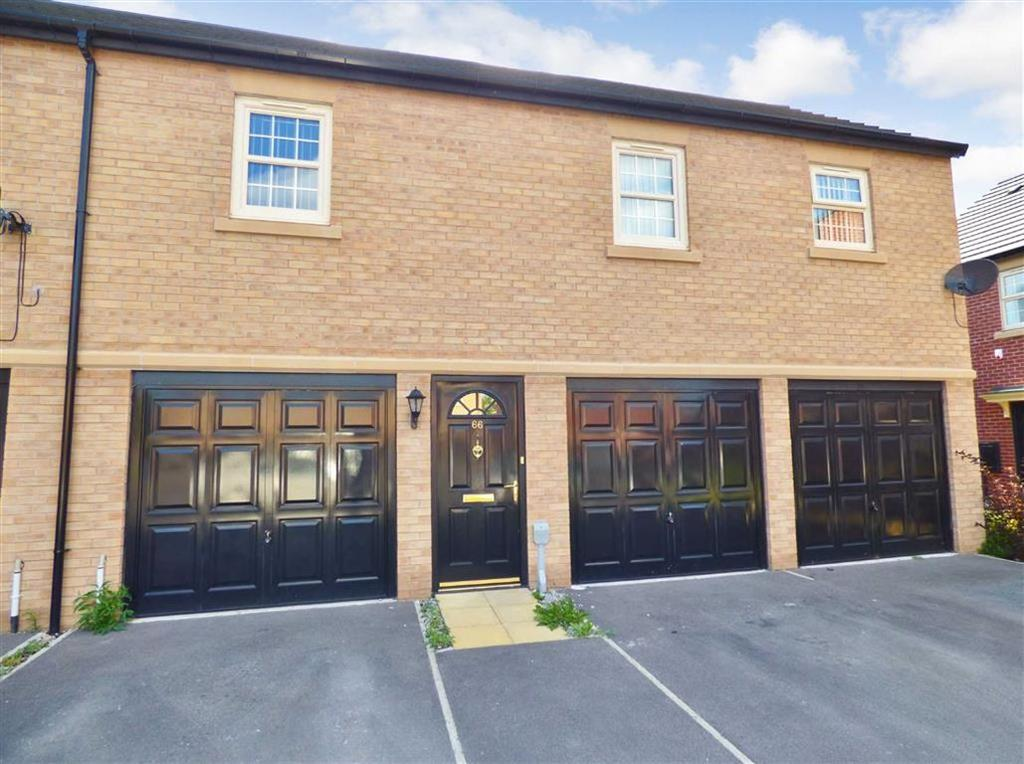 2 Bedrooms Flat for sale in Boothferry Park Halt, Hull