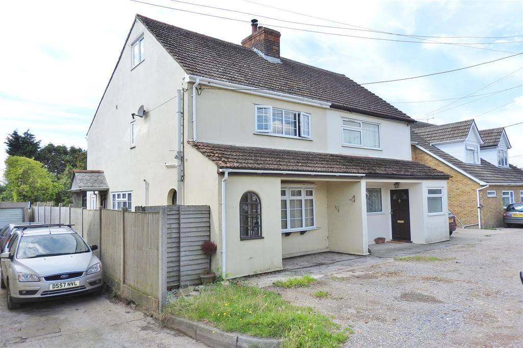 3 Bedrooms Semi Detached House for sale in Main Road, Boreham