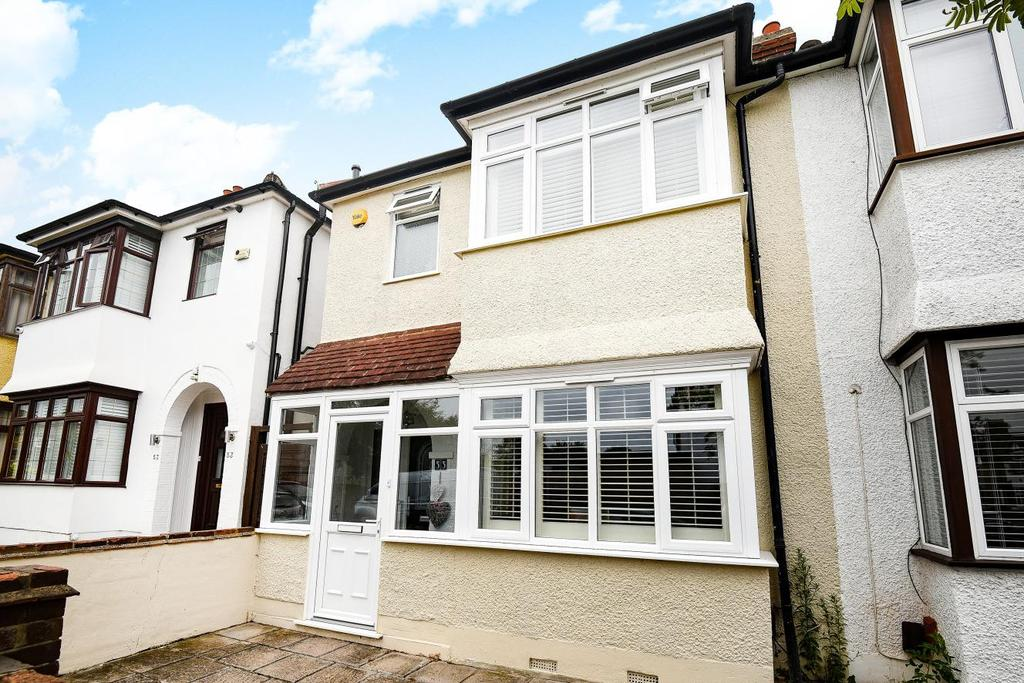 4 Bedrooms End Of Terrace House for sale in Bourne Road, Bromley