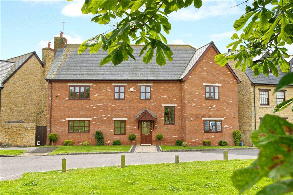 4 Bedrooms Detached House for sale in Colliers Wood, Monkston Park, Milton Keynes, Buckinghamshire