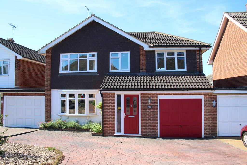 4 Bedrooms Detached House for sale in Beverley Road, Barming ME16