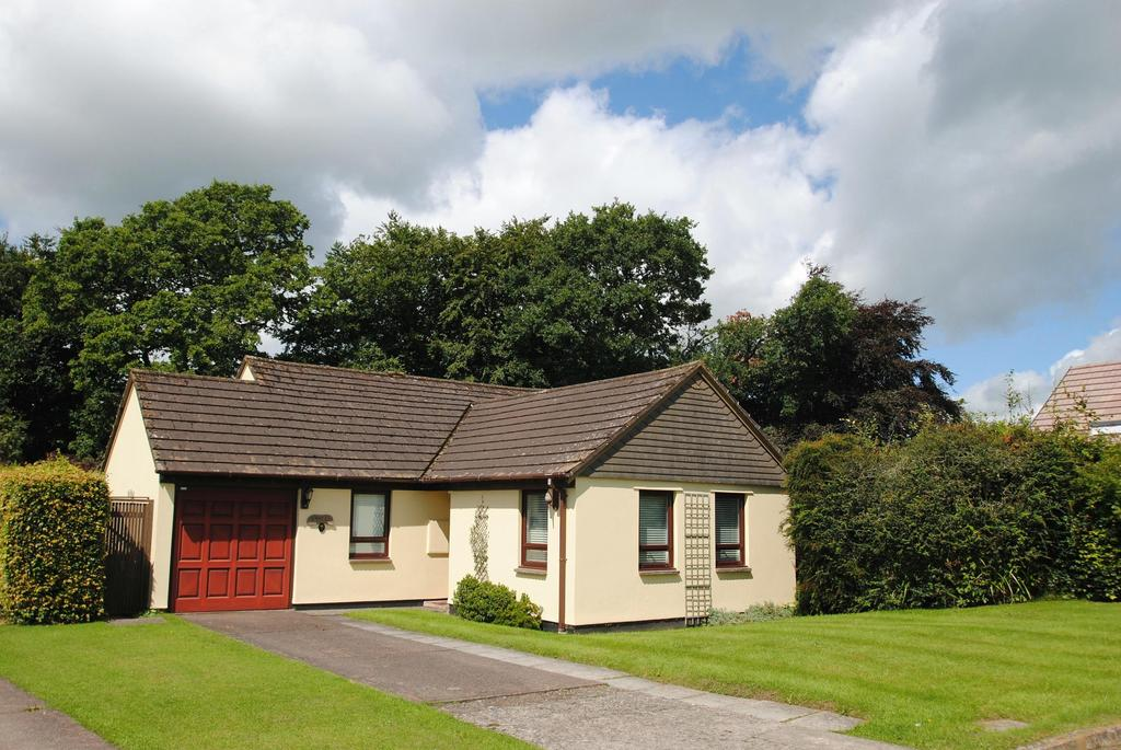 3 Bedrooms Detached Bungalow for sale in Land Park, Chulmleigh