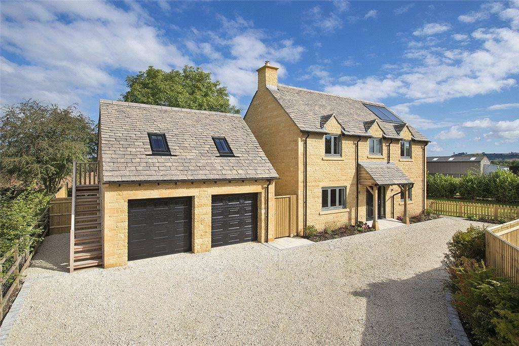 4 Bedrooms Detached House for sale in Broadway Road, Mickleton, Gloucestershire, GL55