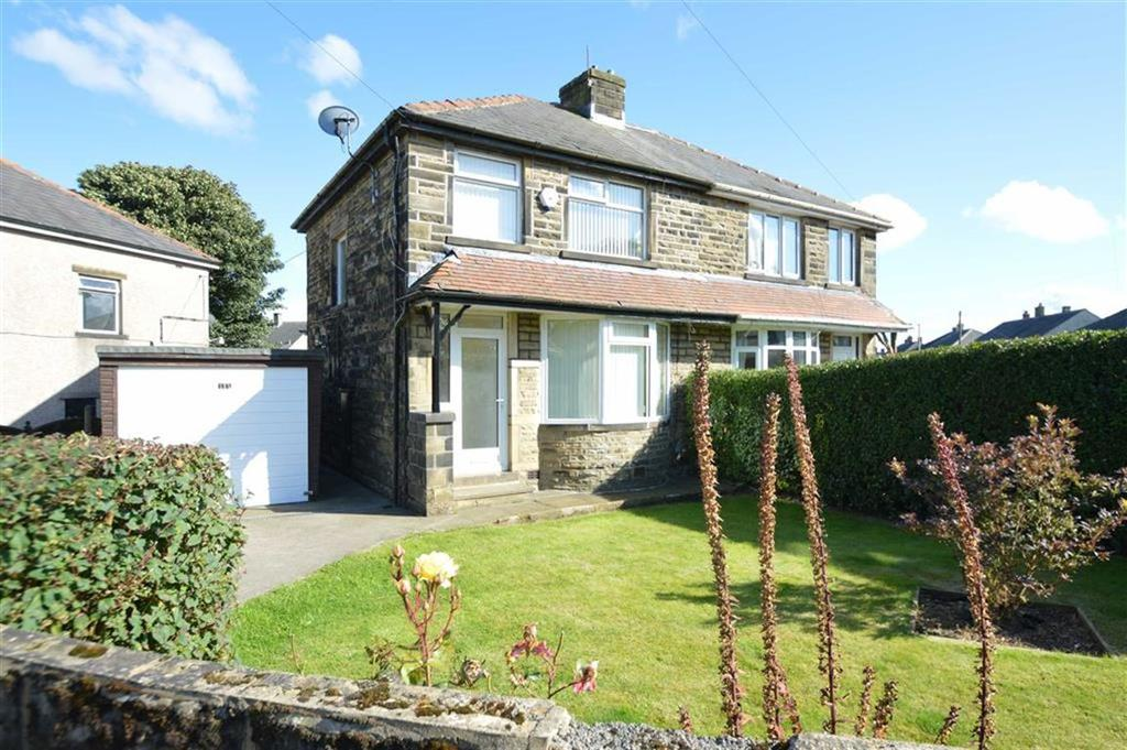 3 Bedrooms Semi Detached House for sale in Hillcrest Road, Queensbury BD13, Bradford