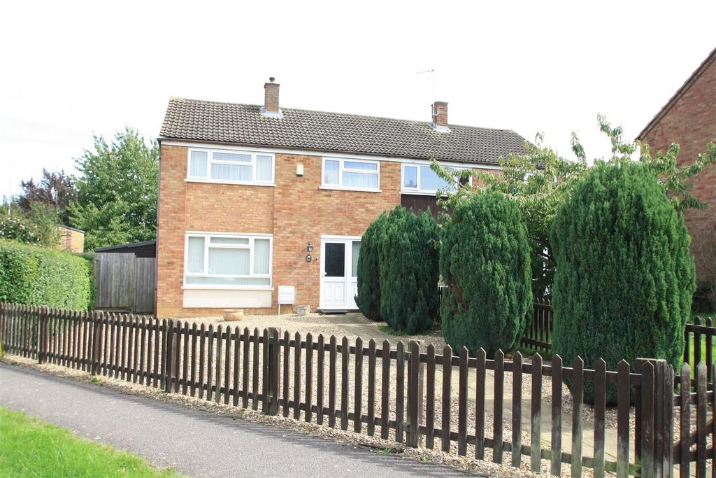 3 Bedrooms Semi Detached House for sale in Middlesex Drive, Bletchley, Milton Keynes
