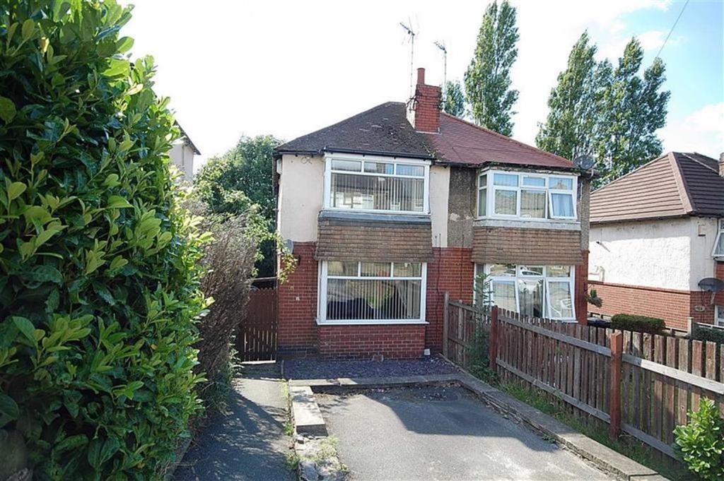 2 Bedrooms Semi Detached House for sale in Wiggan Lane, Huddersfield, HD2