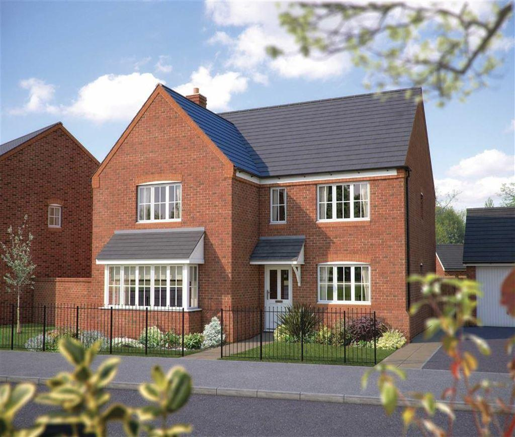 5 Bedrooms Detached House for sale in Bowbrook Meadows, Shrewsbury