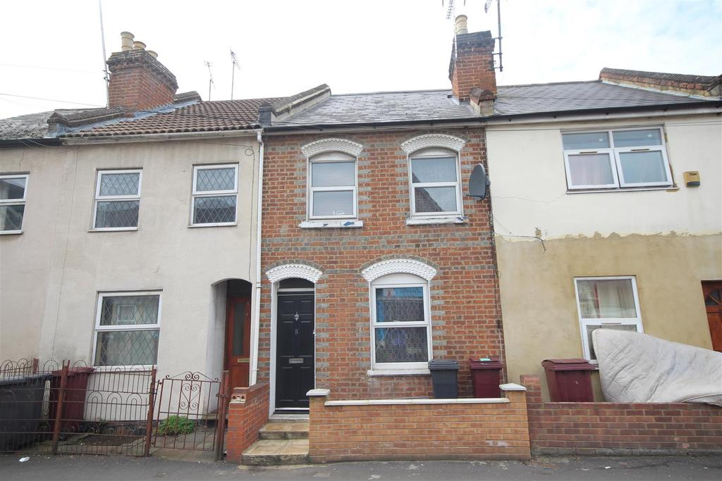 2 Bedrooms Terraced House for sale in Cholmeley Road, Reading