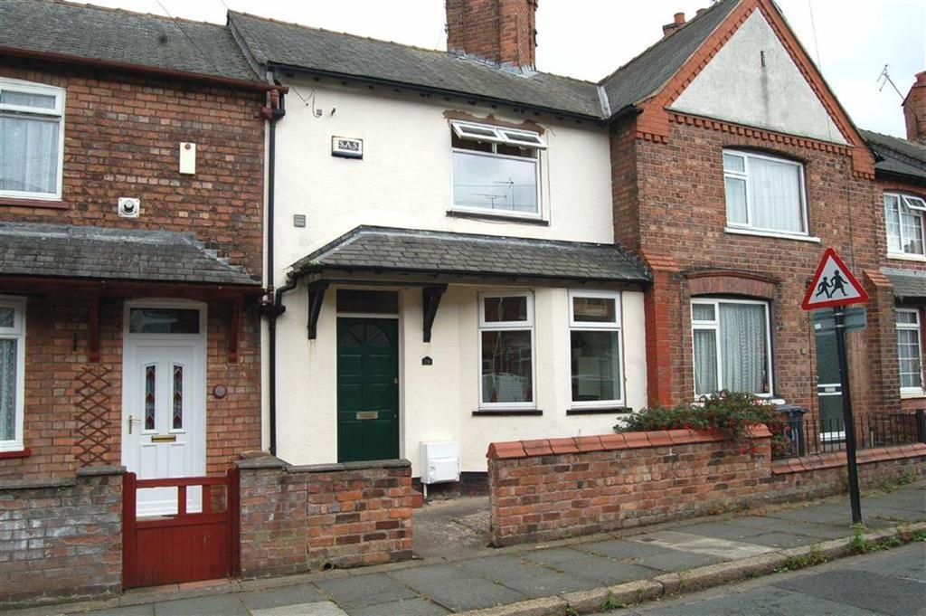 2 Bedrooms Terraced House for sale in Grace Road, Ellesmere Port