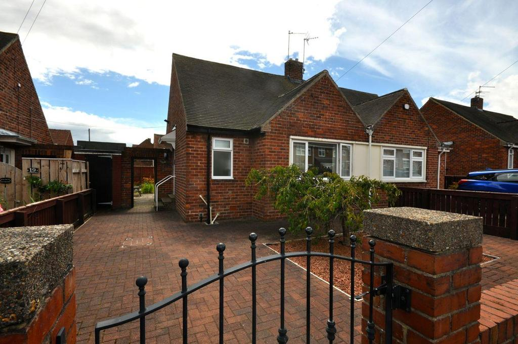 1 Bedroom Semi Detached Bungalow for sale in Cavendish Place, New Silksworth, Sunderland