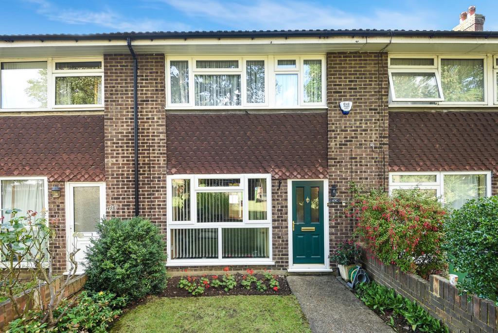 4 Bedrooms Terraced House for sale in Shrewsbury Lane, London, SE18