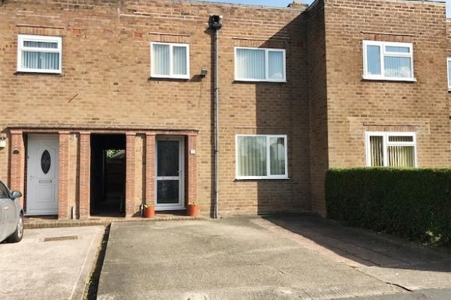 3 Bedrooms Terraced House for sale in 59 Church Walk, Donnington, Telford, Shropshire, TF2 8EU