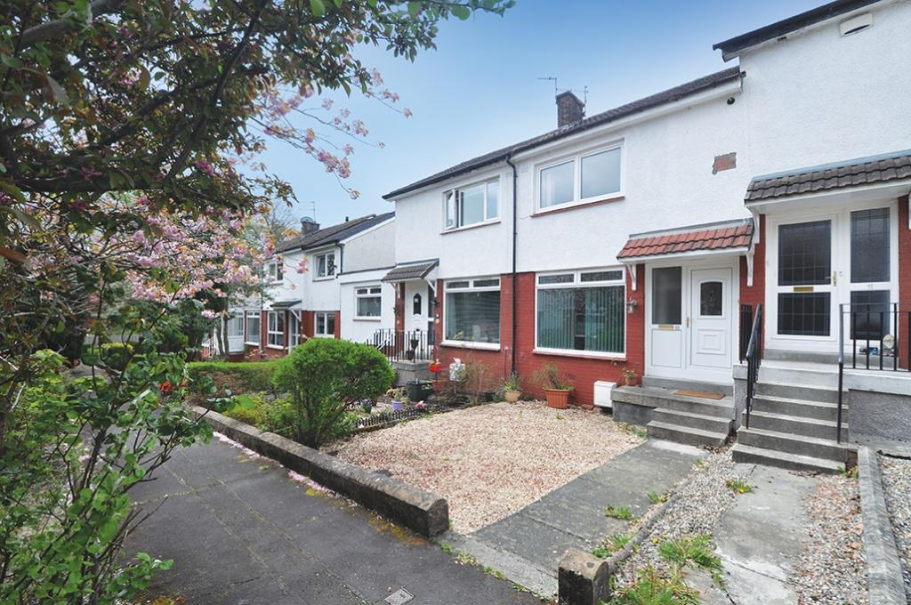 2 Bedrooms Terraced House for sale in 89 Cunningham Drive, Giffnock, G46 6EW
