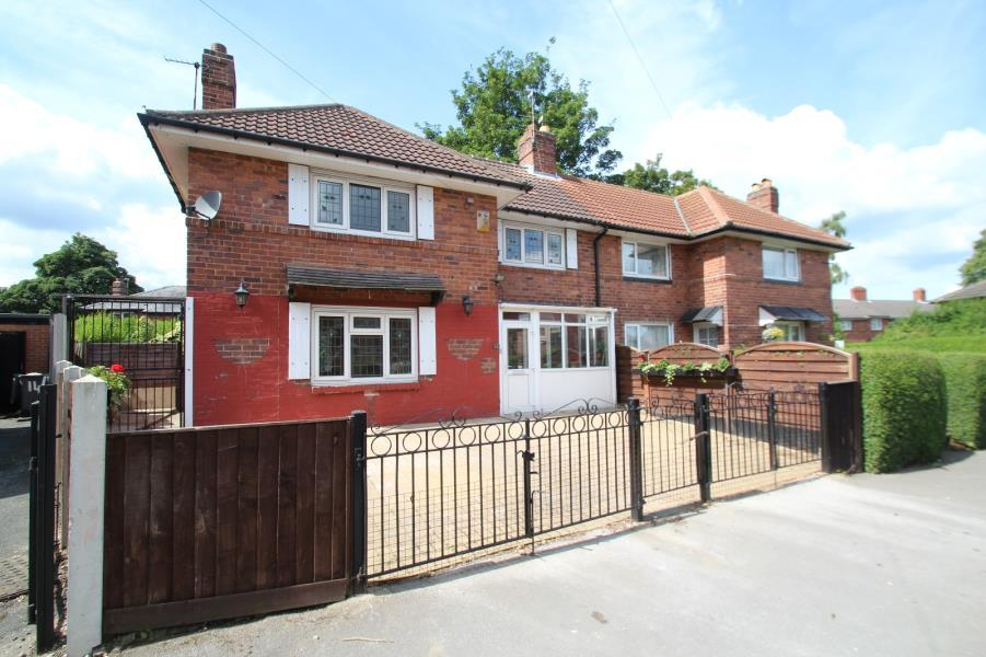 3 Bedrooms Semi Detached House for sale in MILES HILL ROAD, LEEDS, LS7 2HB