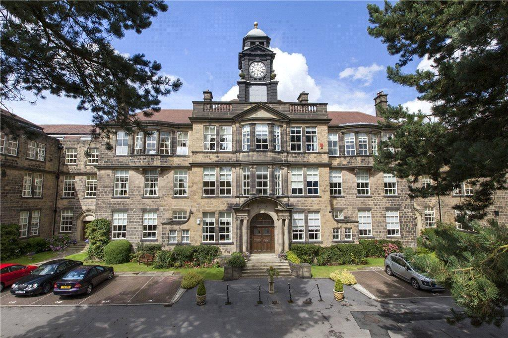 1 Bedroom Unique Property for sale in The Mansion, Lady Lane, Bingley, West Yorkshire