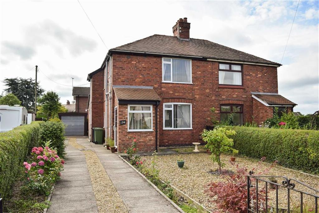 3 Bedrooms Semi Detached House for sale in Middlewich Road