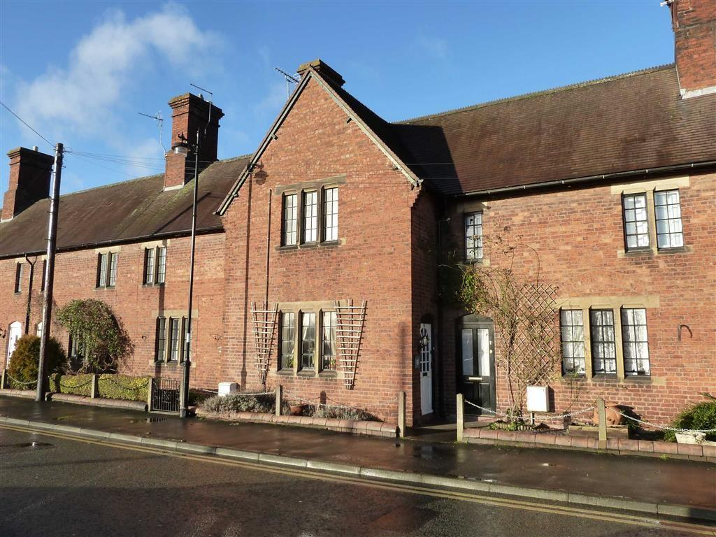 2 Bedrooms Terraced House for sale in Wharf Road, Ellesmere, SY12