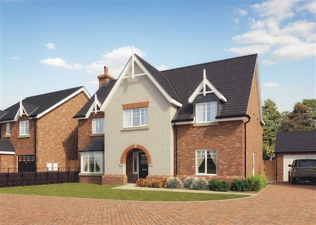 5 Bedrooms Detached House for sale in Church View, Hadnall, Shrewsbury