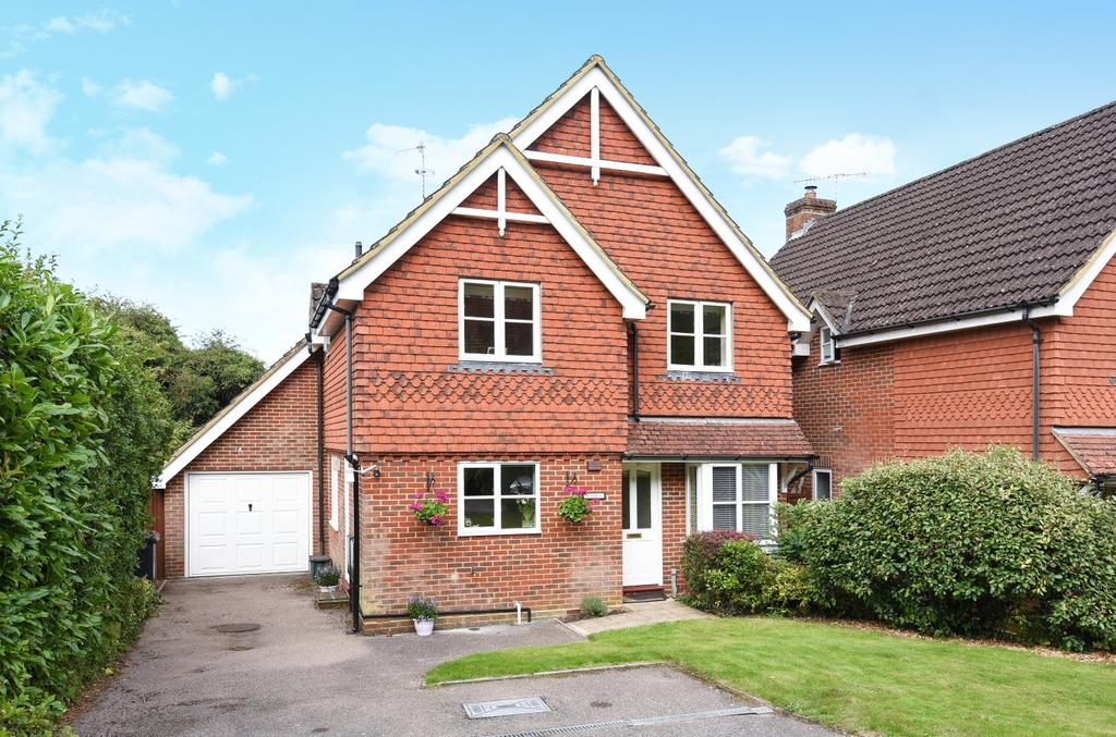 4 Bedrooms Detached House for sale in Hill Farm Close, Camelsdale, Haslemere, GU27