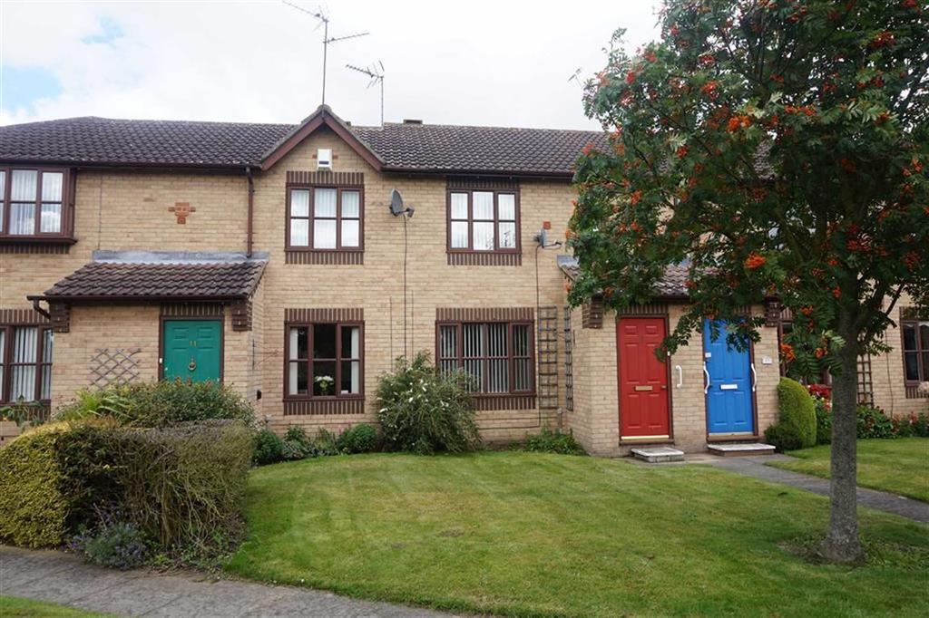 2 Bedrooms Terraced House for sale in Centurion Way, Brough, Brough, HU15