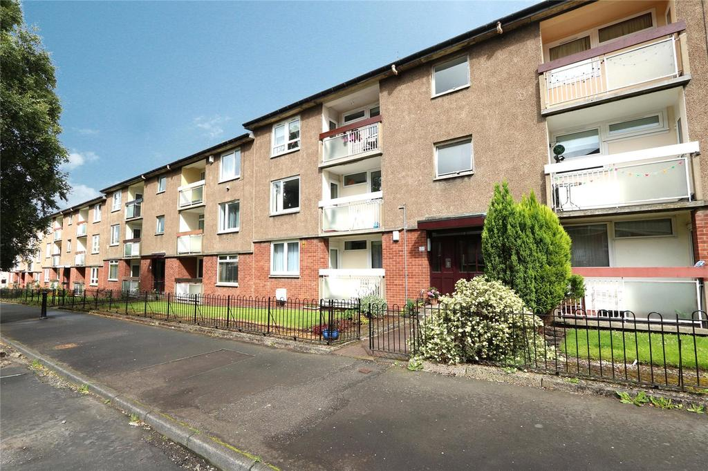 2 Bedrooms Apartment Flat for sale in 0/1, Chamberlain Road, Jordanhill, Glasgow