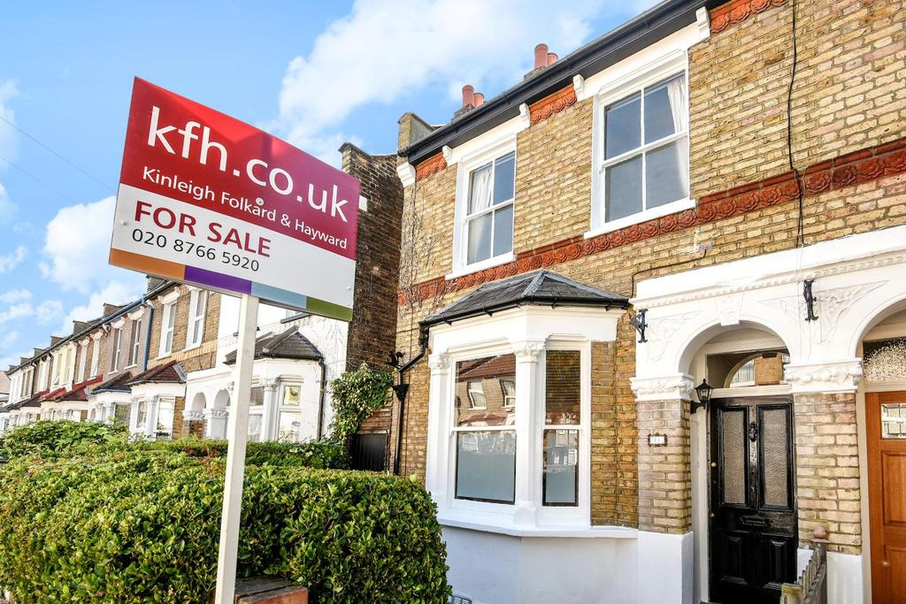2 Bedrooms End Of Terrace House for sale in Rothesay Road, South Norwood