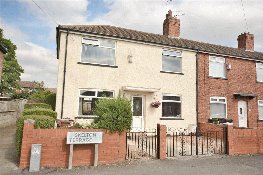 3 Bedrooms Terraced House for sale in Skelton Terrace, Leeds, West Yorkshire