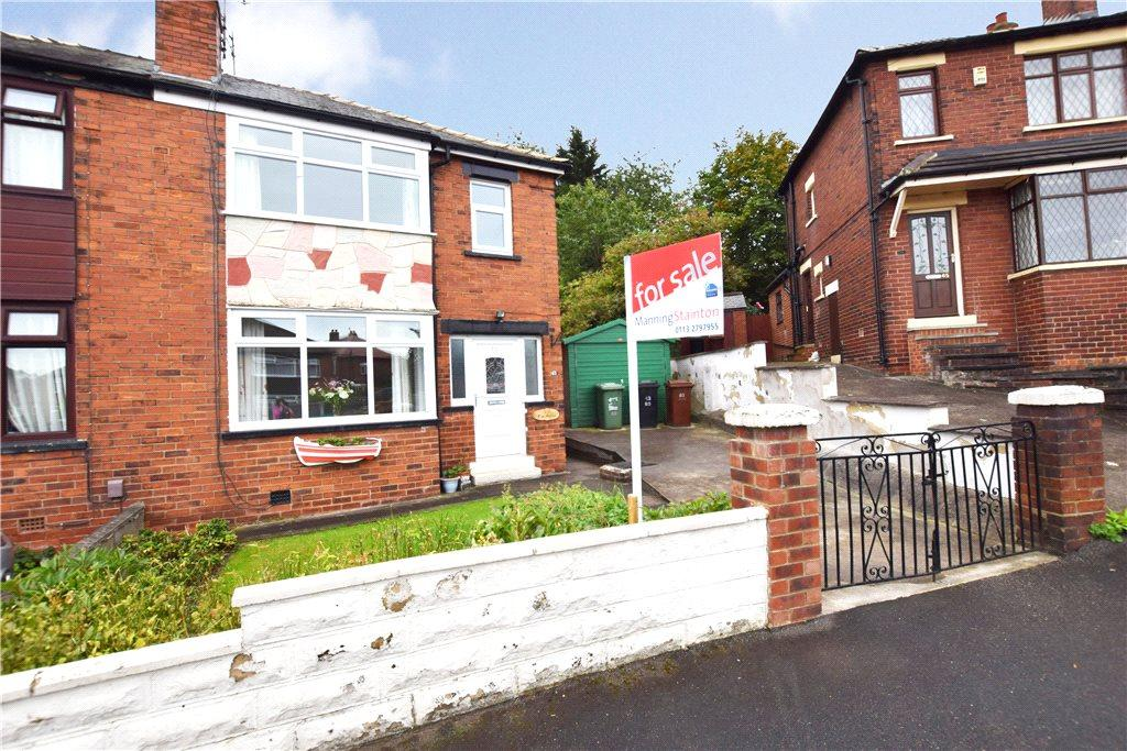 3 Bedrooms Semi Detached House for sale in Kirkdale Crescent, Leeds, West Yorkshire