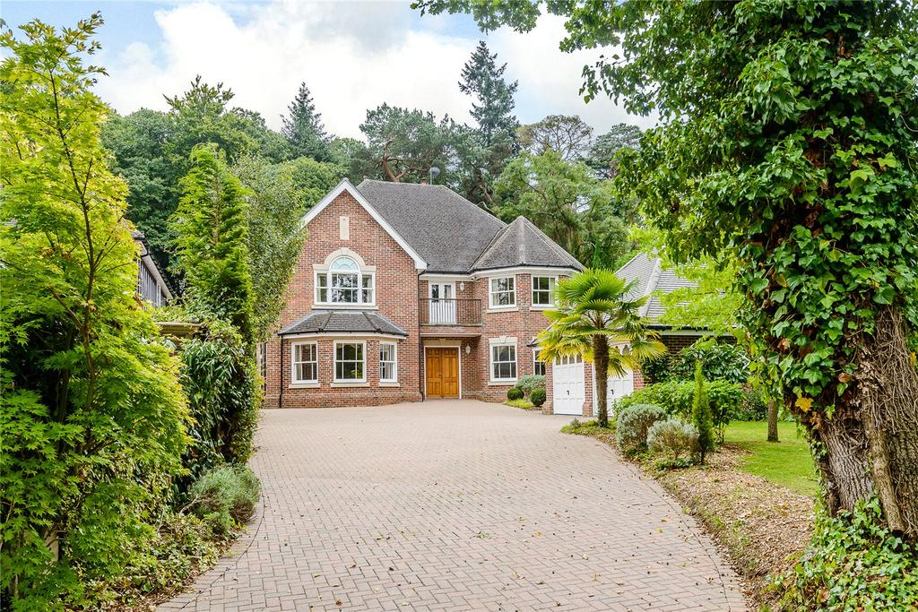 6 Bedrooms Detached House for sale in Bagshot Road, Ascot, Berkshire