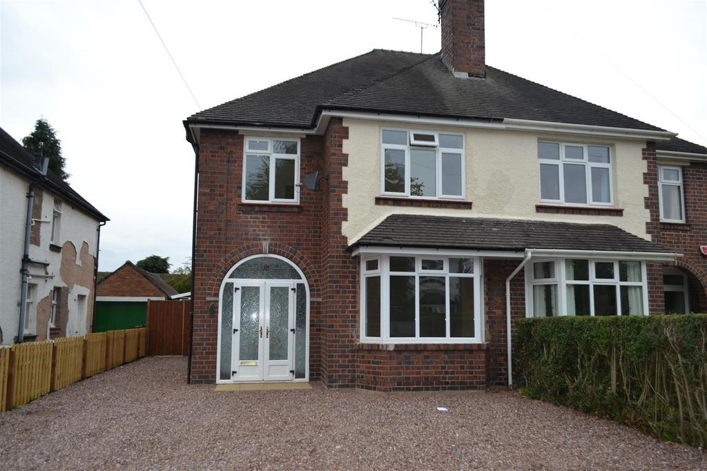 4 Bedrooms House for sale in Silkmore Crescent, Stafford