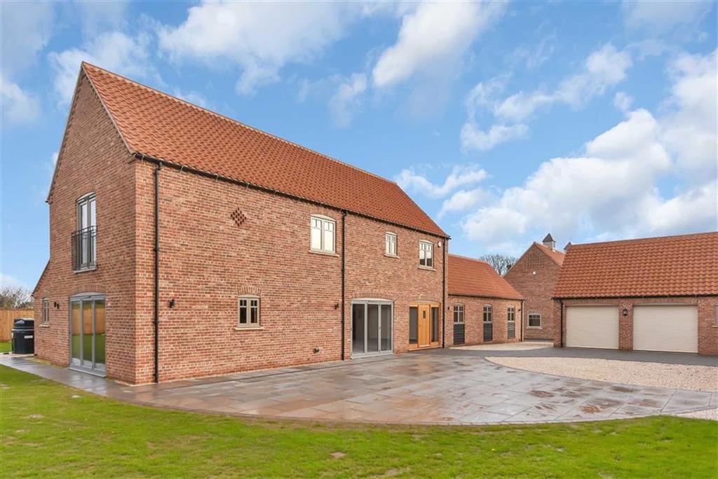 5 Bedrooms Detached House for sale in High Street, East Markham, Newark, Nottinghamshire
