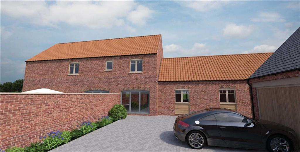 4 Bedrooms Detached House for sale in High Street, East Markham, Newark, Nottinghamshire