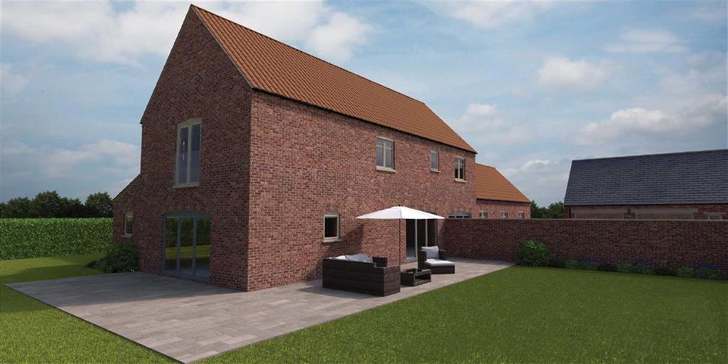 4 Bedrooms Detached House for sale in High Street, East Markham, Newark, Nottinghamshire